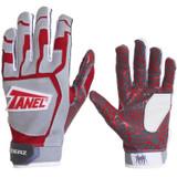 Tanel 360 Spiderz WEB Adult Baseball/Softball Batting Gloves