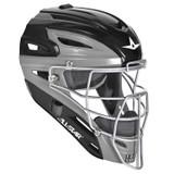 All-Star Graphite Two-Tone Baseball/Softball Catcher's Helmet