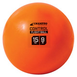 Champro 9 Inch Weighted Control Flight 15oz Training Baseballs - per Dozen