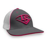 Louisville Slugger LS Logo Pro LID Baseball/Softball Trucker Hat