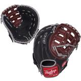 Rawlings R9 Series 12.5 Inch R9FM18BSG Baseball First Base Mitt