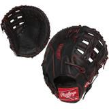 Rawlings R9 Pro Taper 12 Inch R9YPTFM16B Youth Baseball First Base Mitt