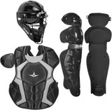 All-Star Players Series NOCSAE Youth 9-12 Baseball Catcher's Package
