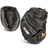All-Star Pro-Elite 34 Inch CM3000MBK Baseball Catchers Mitt