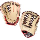 All-Star Pro-Elite 11.75 Inch FGAS-1175MT Baseball Glove - Cream/Black/Scarlet