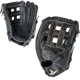 All-Star Pro-Elite 12.75 Inch FGAS-1275H Baseball Glove - Black