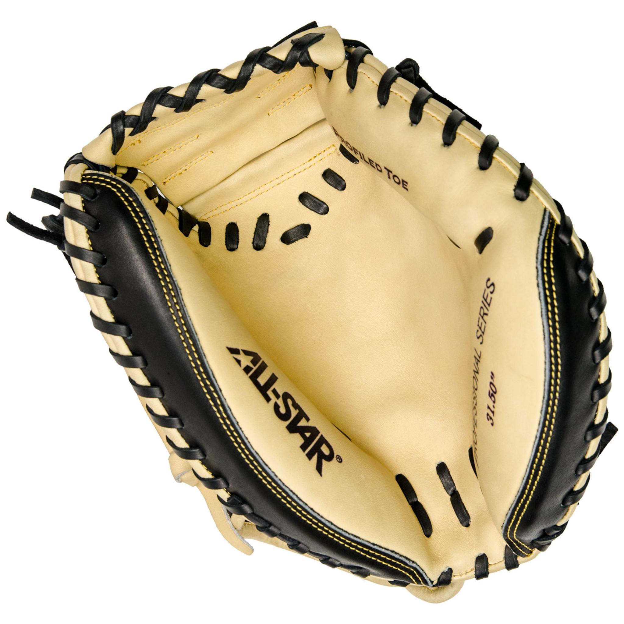 All Star Pro Elite Travel Ball 315 Inch Cm3000btjr Youth Baseball Catchers Mitt