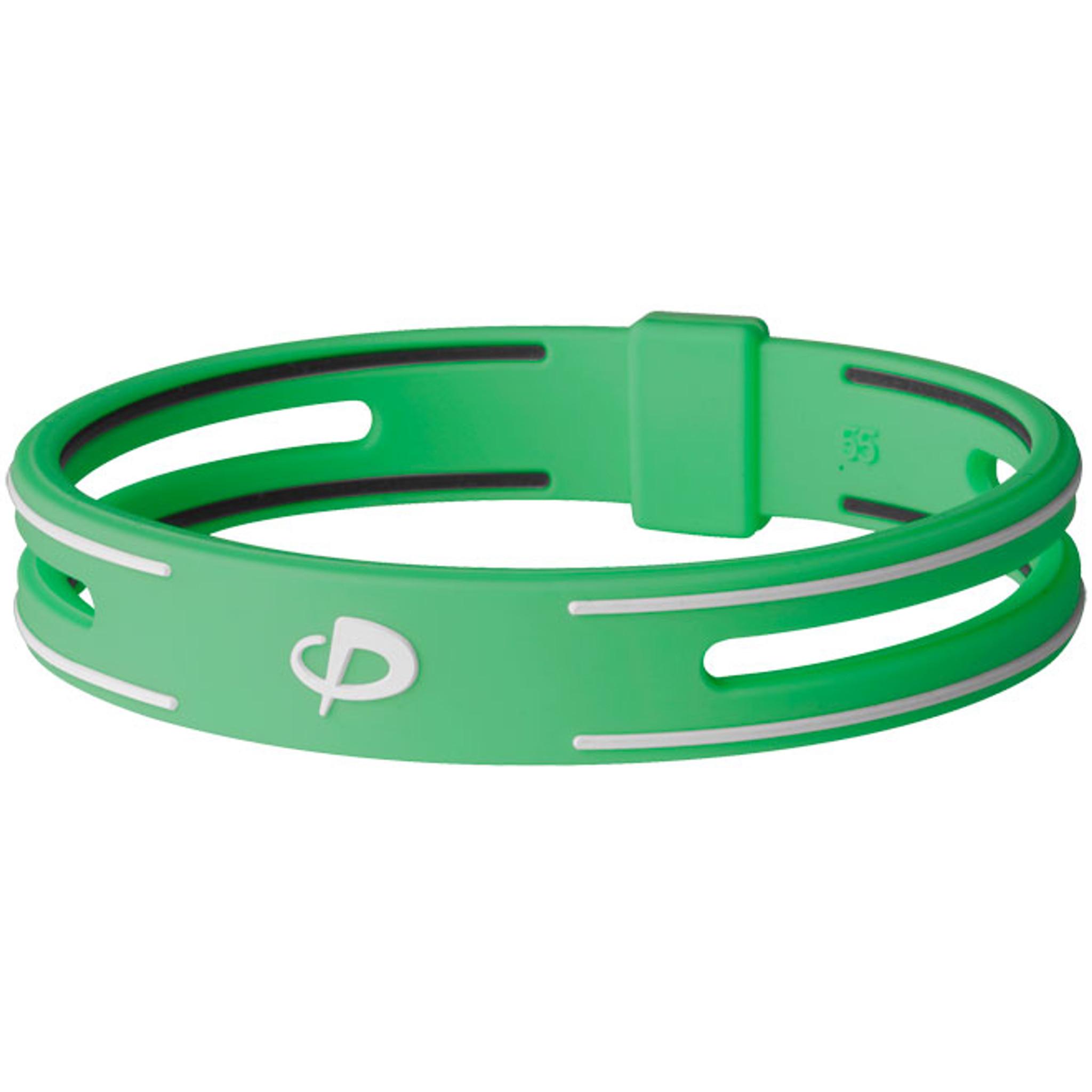 Phiten Life Silicone Titanium Bracelet