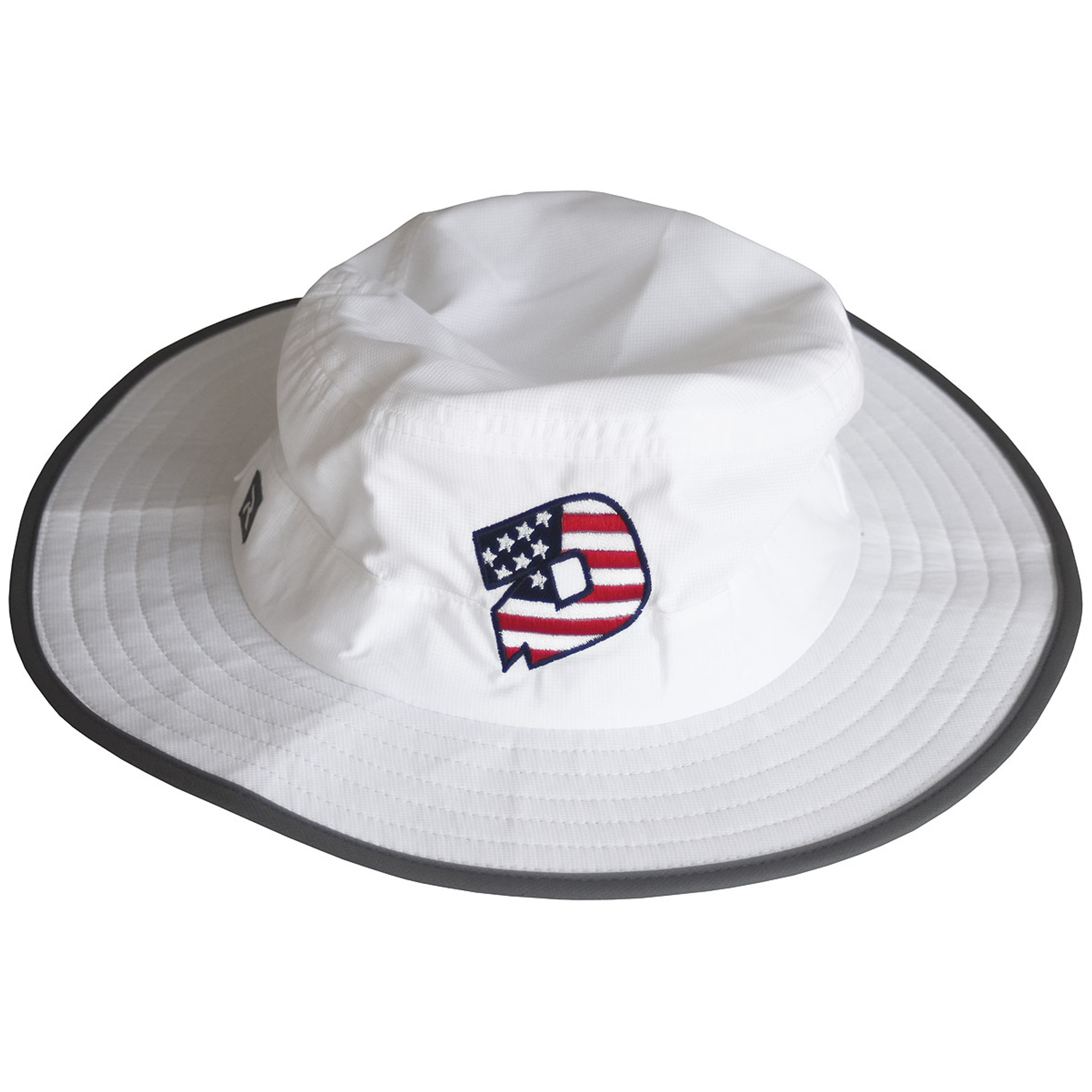 1ce6d2d219bf28 DeMarini D Logo USA Baseball/Softball Bucket Hat - BPAthletics.com
