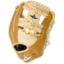 All-Star Pro-Elite 11.5 Inch FGAS-1150I Baseball Glove - Saddle/Cream