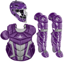 All-Star System7 Axis Intermediate Baseball Catcher's Package