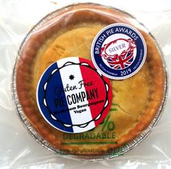 Mushroom Bourguignon  Pie