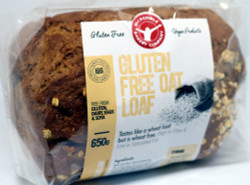 Gluten Free Oat Loaf - Bundle of 8