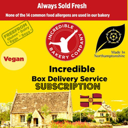 Box Delivery Service UK - MONTHLY SUBSCRIPTION