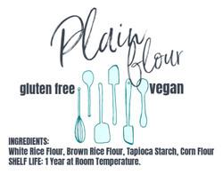 Plain Gluten Free Flour