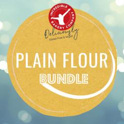 Plain Gluten Free Flour BUNDLE (4 X 1KG)