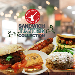 Sandwich Bread Taster Collection