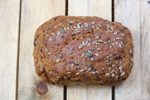 Incredible Onion and Seeds Loaf