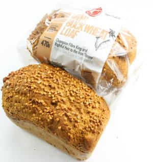Mini Buckwheat Loaf