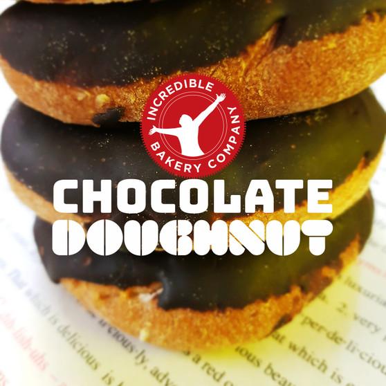 Chocolate Doughnut (pack of 2)