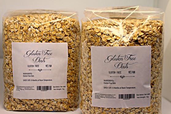 Gluten Free Oats - 1kg