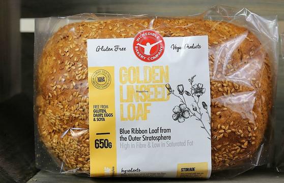 Golden Linseed Loaf - Bundle of 6