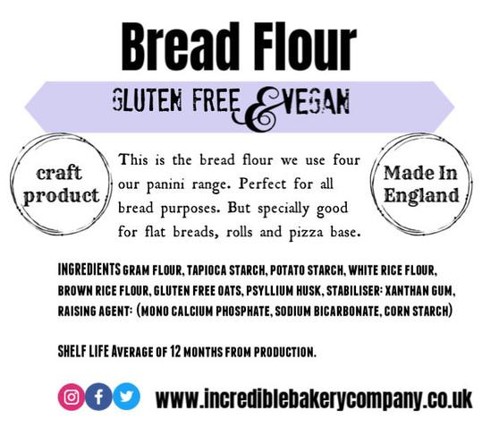 Bread Flour - 1kg