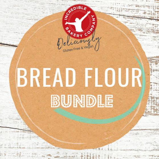 Bread Flour Bundle (4 x 1kg)