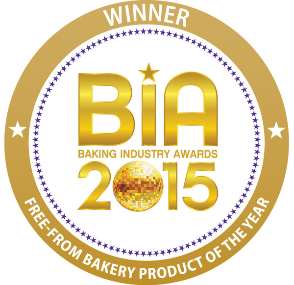 The Onion Panini was the winner of the 'Freefrom Bakery Product of the Year' Category at the UK Baking Industry Awards 2015
