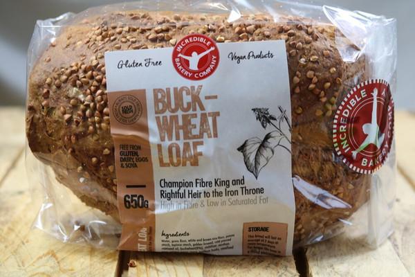 Buckwheat Loaf - Bundle of 8