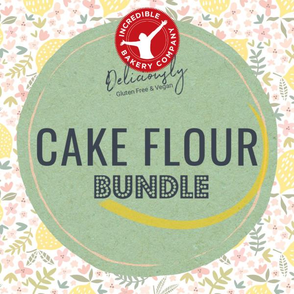 Self Raising Cake Flour BUNDLE (4 X 1KG)