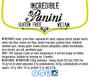 Panini (40 in packs of 4)