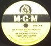 Art Mooney & Orchestra: The Big Brass Band from Brazil / I'm Looking Over a Four Leaf Clover - 78 rpm Record