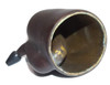 Scarce Victorian Antique London Dome Hearing Aid Brass Ear Trumpet