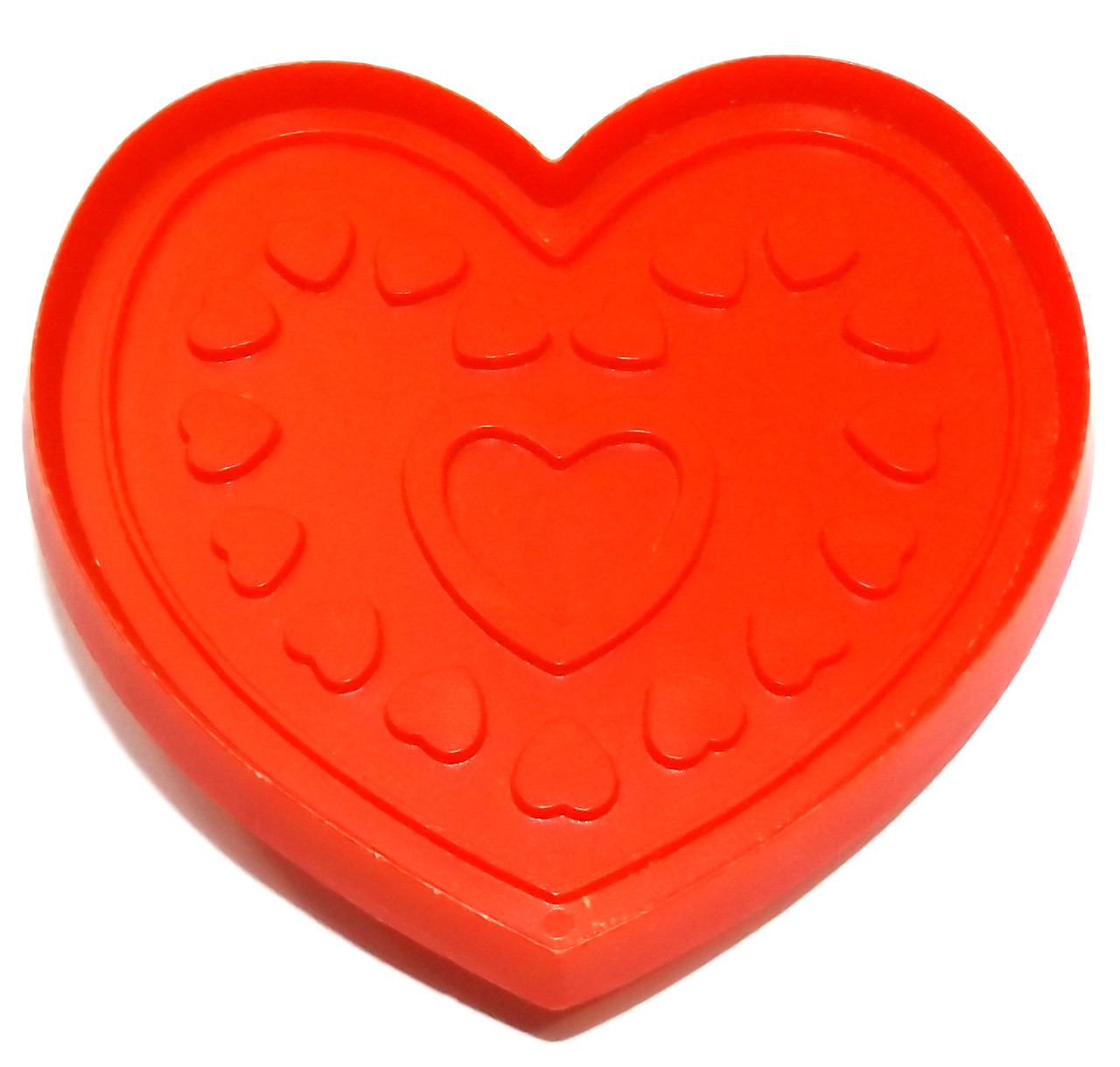 Vintage Hallmark Heart Shaped Impression Cookie Cutter