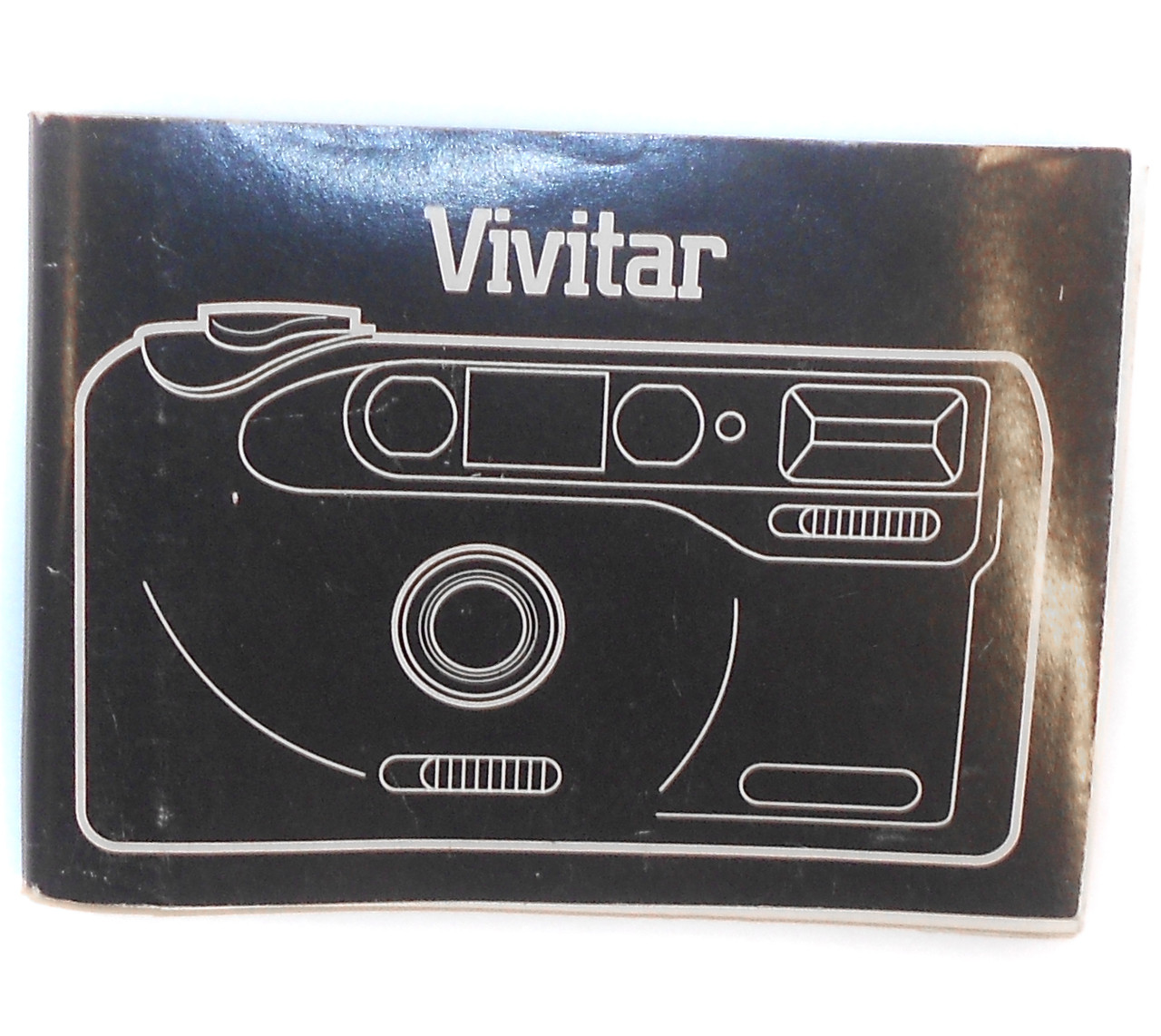Vivitar 3700 electronic flash with manual for canon cameras — f.