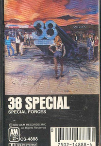 .38 SPECIAL: Special Forces -5667 Cassette Tape
