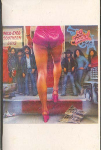 .38 SPECIAL: Wild-Eyed Southern Boys -5691 Cassette Tape