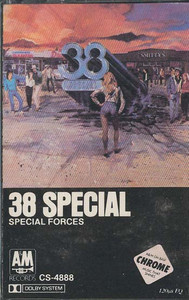 .38 SPECIAL: Special Forces -5668 Cassette Tape