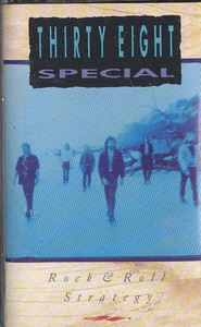 .38 SPECIAL: Rock & Roll Strategy -5656 Cassette Tape