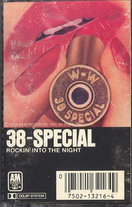 .38 SPECIAL: Rockin' Into the Night -5664 Cassette Tape