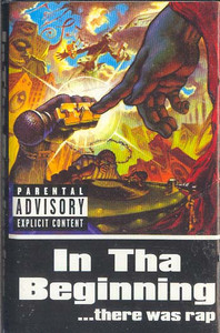 In Tha Beginning ...There Was Rap Cassette Tape