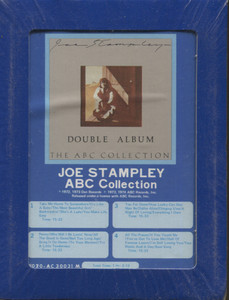 Joe Stampley: ABC Collection  - 8 Track Tape