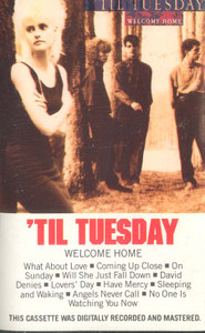 TIL TUESDAY: Welcome Home -31484 Cassette Tape