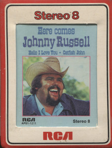 Johnny Russell: Here Comes Johnny Russell - 8 Track Tape