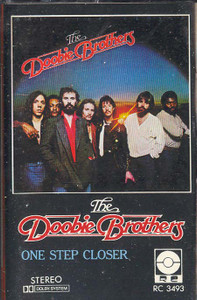 THE DOOBIE BROTHERS: One Step Closer Cassette Tape