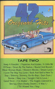 Sessions Presents - 42 Original Hits (#Two) Cassette Tape