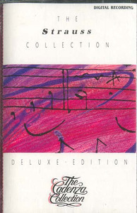 The Strauss Collection - Deluxe Edition Cassette Tape