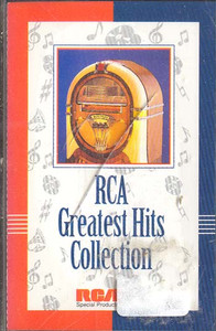 RCA Greatest Hits Collection -25251 Cassette Tape