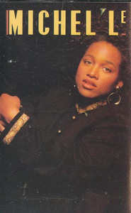 MICHEL'LE: Self-Titled Cassette Tape